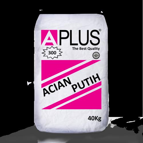 http://www.tokoaplus.com/foto_products/Aplus 300  - Acian Putih (Eksterior) 40kg